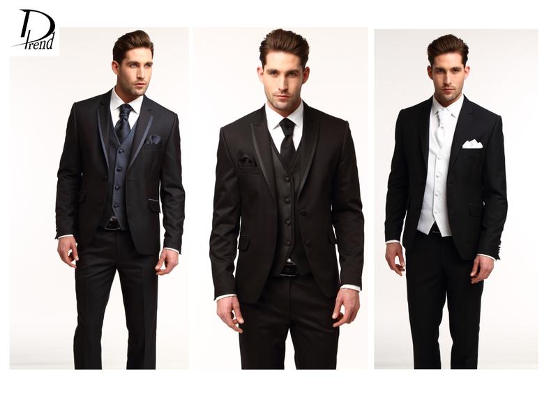 306648cfd0 D-Trend esküvői öltöny - Légy kifinomult vőlegény